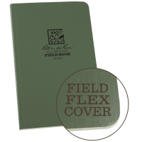 RITR All-Weather Universal 980 Waterproof Field Book - Green